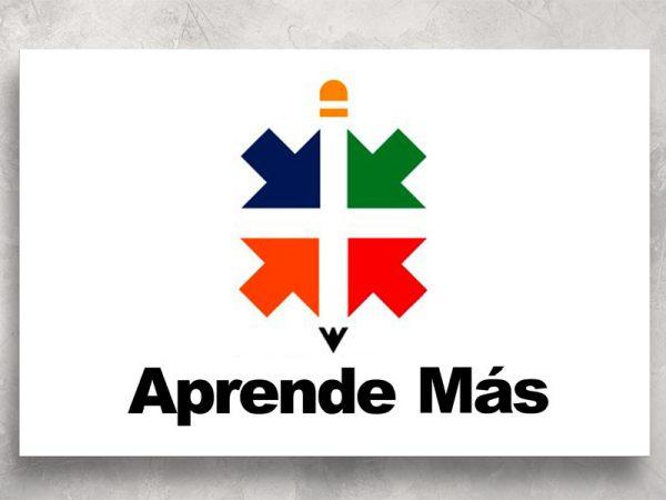 <span>APRENDE -LOGO</span><i>→</i>