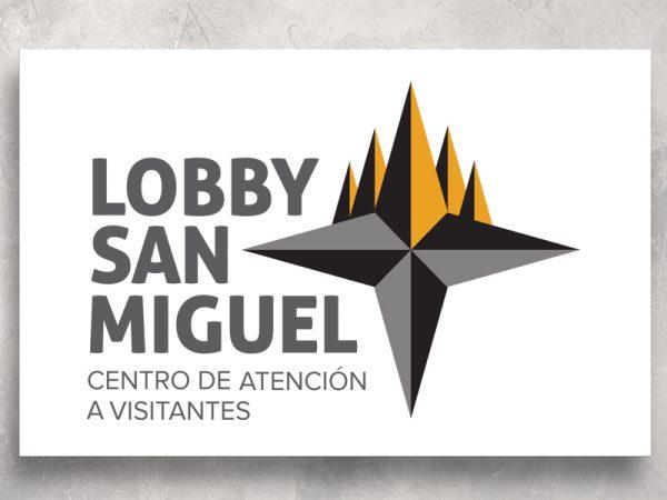 <span>LOBBY – LOGO</span><i>→</i>