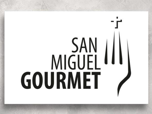 <span>SAN MIGUEL GOURMET – LOGO</span><i>→</i>