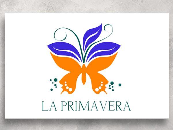 <span>LA PRIMAVERA – LOGO</span><i>→</i>